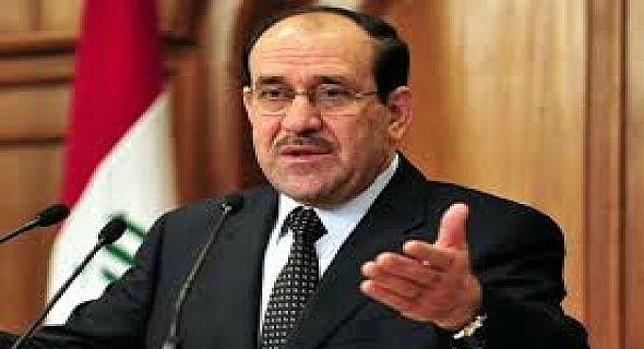 المالكي يدعو الى توفير الامن والحماية اللازمة لمكاتب الاحزاب السياسية