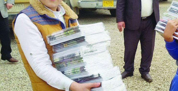 لتربية: توزيع جميع الكتب والقرطاسية الشهر الحالي