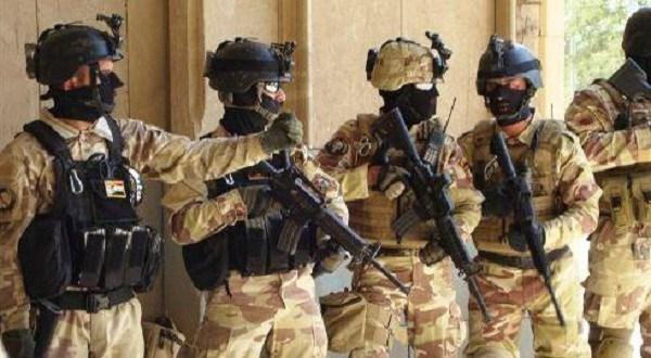 مركز الإعلام الأمني : الهندسة العسكرية تطهر 15 منزلا سكنيا في قضاء سنجار