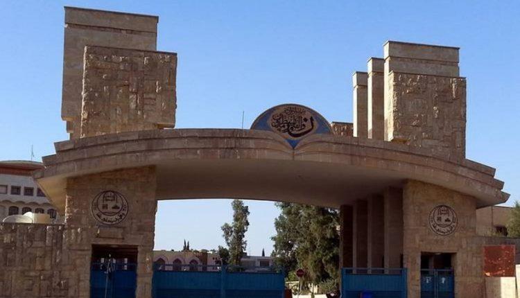 """افتتاح مبان جديدة في جامعة الموصل """"بعد تأهيلها"""""""