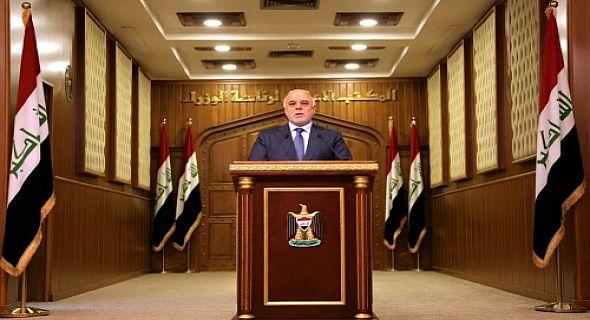 كلمة رئيس مجلس الوزراء الدكتور حيدر العبادي الى الشعب العراقي