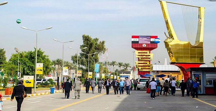 تواصل فعاليات معرض بغداد الدولي لليوم الخامس على التوالي