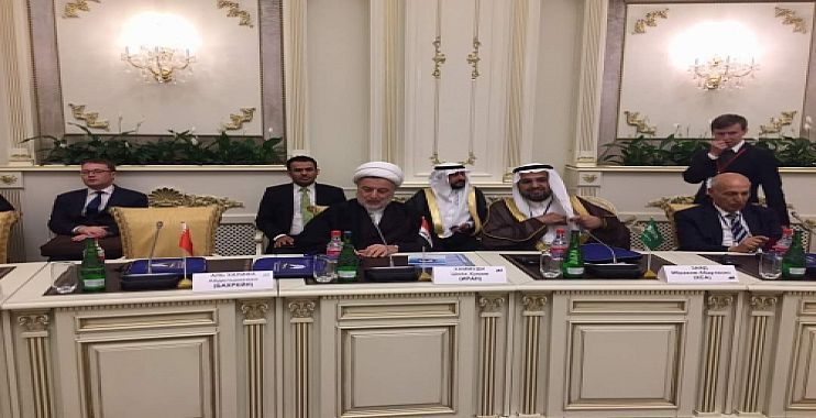 الشيخ حمودي بمؤتمر روسيا والعالم الاسلامي: أعدائنا يسعون لخلق دول فاشلة بمنطقتنا